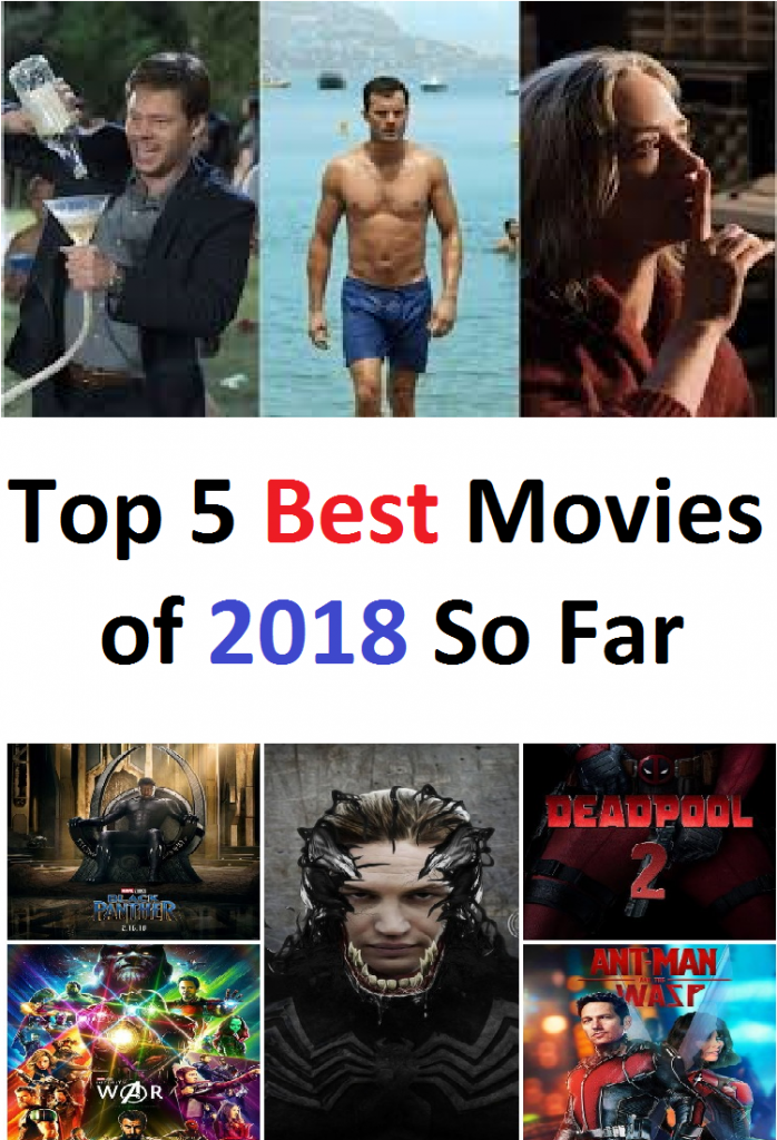 Top 5 Best Movies of 2018 So Far